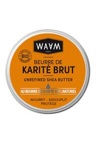 Beurre de Karité Brut - WAAM