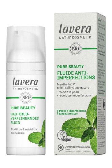 Fluide Hydratant Anti-Imperfections - Lavera