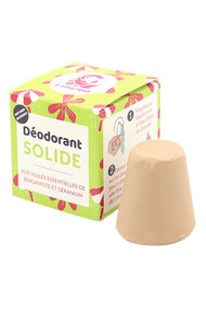 Déodorant Solide Bio Bergamote Géranium - Lamazuna