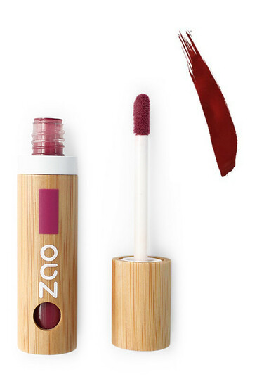 Vernis à Lèvres Bio Vegan Rechargeable - Zao
