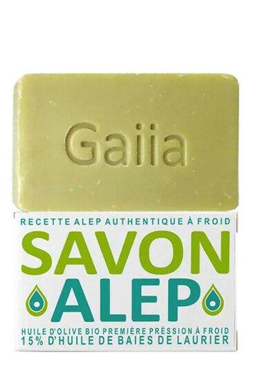 Savon d'Alep Bio Vegan à froid - Gaiia