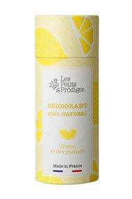 Déodorant Naturel Citron & Bergamote - Les Petits Prödiges