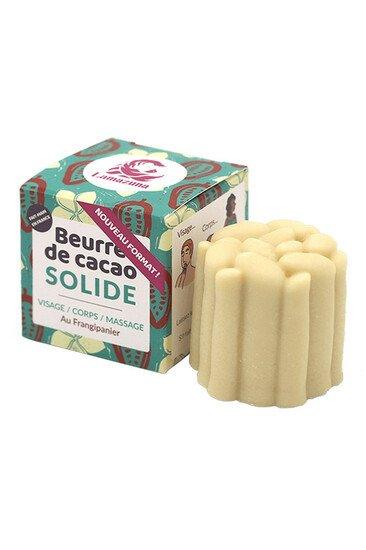 Beurre de Cacao Solide Vegan 3 en 1- Lamazuna