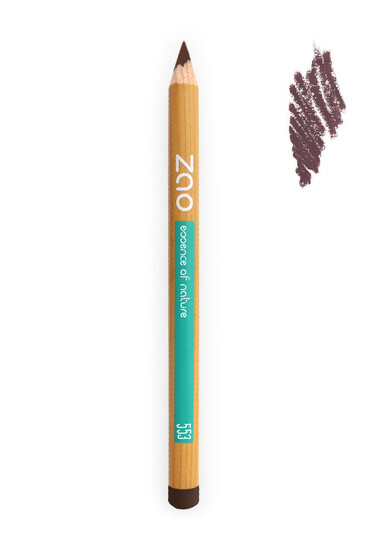 Crayon Bio Multi-usage - 551 Noir - Zao