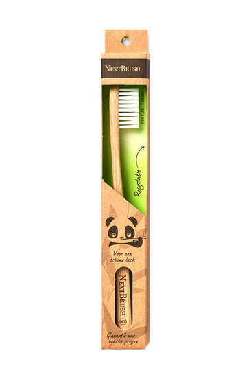 Brosse à Dents Bambou - NextBrush