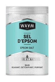 Sel d'Epsom (Sulfate de...