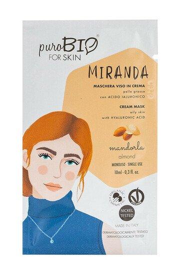 Masque Bio Peau Grasse - Miranda - Purobio