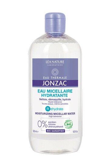 Eau Micellaire Hydratante Bio - Eau Thermale Jonzac