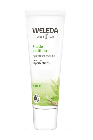 Fluide Matifiant Naturel - Weleda