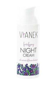 Crème renforçante de nuit pour le visage - Vianek