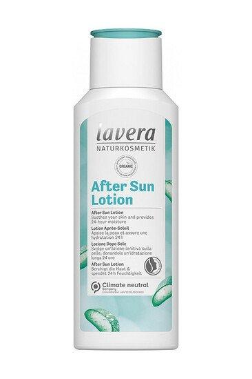 Lait Après Soleil Naturel Vegan - Lavera