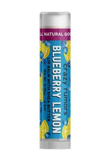 Baume à lèvres Vegan - Citron Myrtille - Crazy Rumors