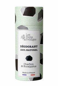 Déodorant Naturel Charbon & Eucalyptus - Les Petits Prödiges