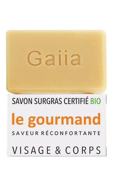 Savon Surgras Parfumé Vegan - Le Gourmand - Gaiia