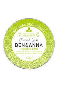 Déodorant Bio Crème - Persian Lime - Ben & Anna