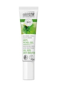 Gel Vegan SOS Anti Imperfections à la Menthe - Lavera