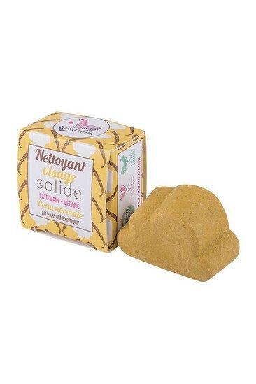 Nettoyant Visage Solide Peau Normale - Parfum Exotique - Lamazuna