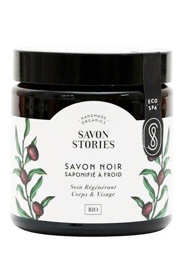 Savon Noir Hammam Bio - Savon Stories