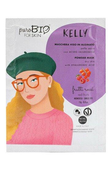 Masque Peel-Off Peau Sèche - Kelly - Purobio