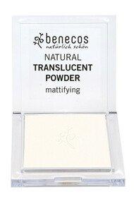 Poudre Compacte Translucide Bio & Vegan - Benecos