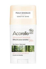 Déodorant Douceur Bois d'Epices Bio - Acorelle