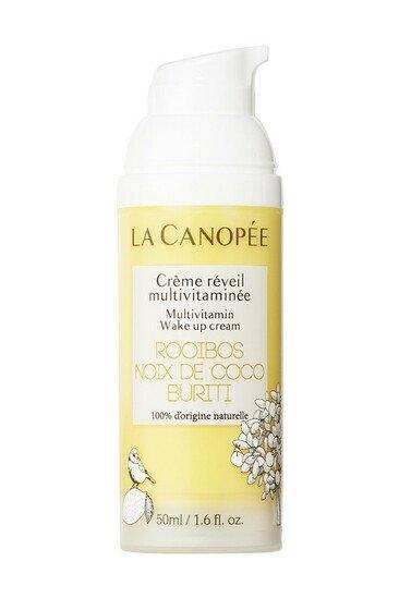 Crème Réveil Multivitaminée Vegan & 100% Naturelle - La Canopée
