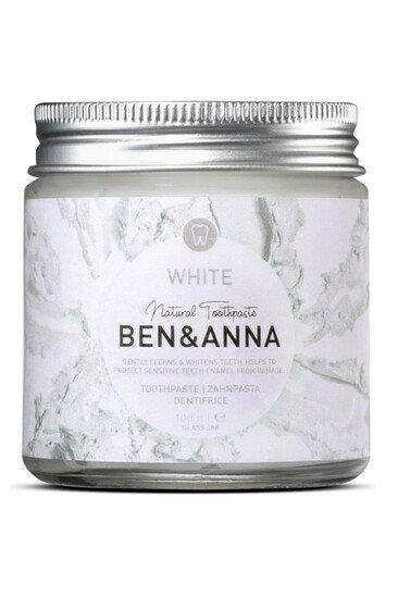 Dentifrice Naturel White - Ben & Anna