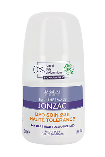 Déodorant Bio Peau Sensible 24h - Eau Thermale Jonzac