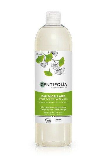 Eau micellaire bio - Centifolia