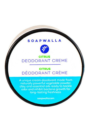 Déodorant Naturel Citrus Vegan - Soapwalla