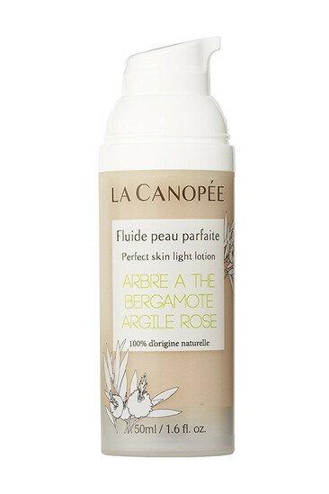 Fluide Peau Parfaite Vegan & 100% Naturel - La Canopée