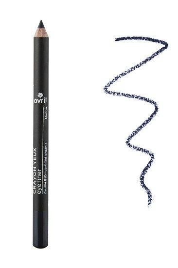 Crayon Yeux Bio Noir Charbon - Avril