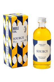 Huile Source - Visage,...