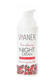 Crème de Nuit Anti-Âge au Q10 - Vianek