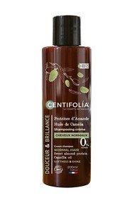 Shampoing Crème Cheveux Normaux Bio & Sans Sulfates - Centifolia