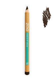 Crayon Bio Multi-usage - 552 Brun foncé - Zao