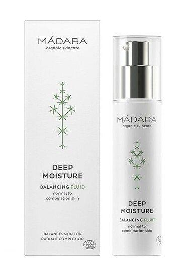 Fluide équilibrant Bio Deep Moisture - Màdara Cosmetics