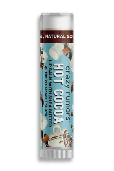 Baume à lèvres Vegan - Chocolat Chaud - Crazy Rumors