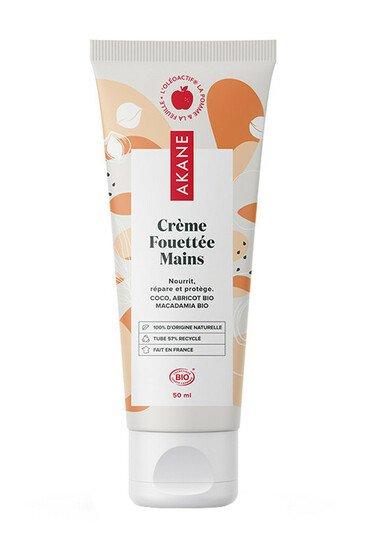 Crème Fouettée Bio pour les Mains - Akane