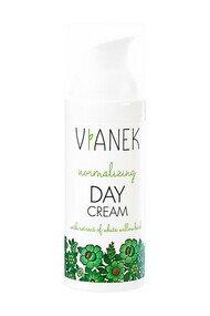 Crème de Jour Équilibrante - Peaux Grasses Acnéiques - Vianek