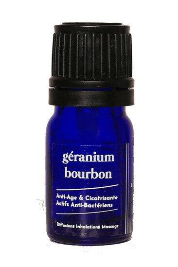 Huile Essentielle de Géranium Bourbon - Mira