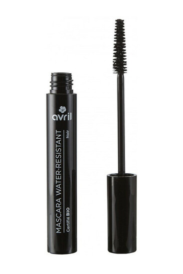 Mascara Bio Waterproof Avril - Noir