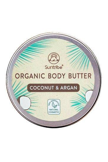Beurre Corporel Après-Soleil Vegan - Noix de Coco & Argan - Suntribe
