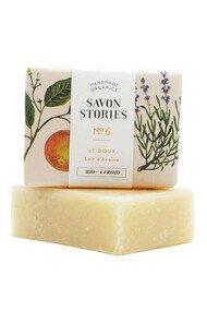 Savon n°6 Doux au Lait d'Avoine - Savon Stories