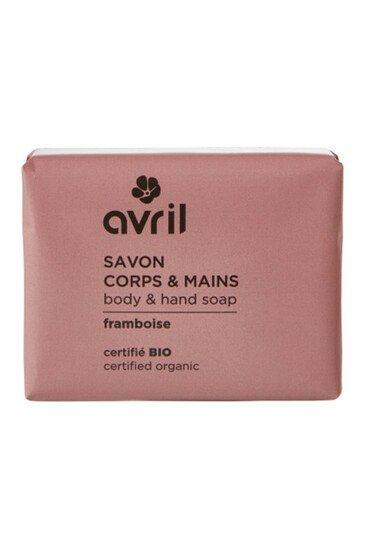 Savon Bio Framboise - Avril