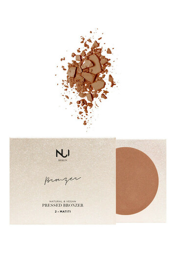 Poudre Bronzante Compacte - NUI Cosmetics